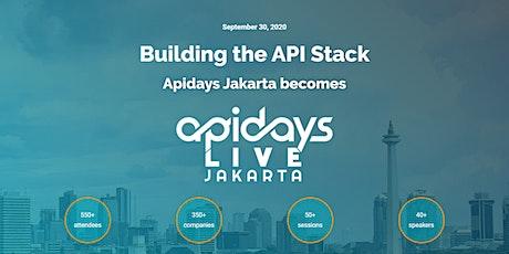 apidays LIVE JAKARTA - Building the API Stack tickets