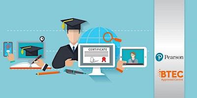Pearson BTEC Level 3 Award in Education and Traini