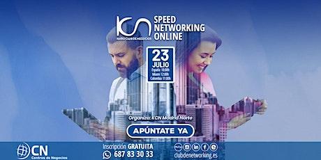 SPEED NETWORKING. Multiplica tu Red de Contactos. 23Jul entradas