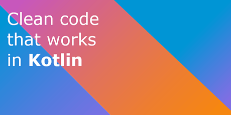 Workshop Clean Code in Kotlin boletos