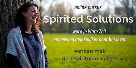 Spirited Solutions - Ground Work Birthday Ticket tickets
