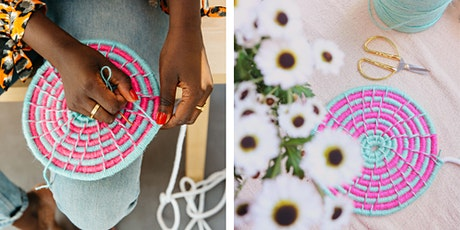 Weave your own placemat with La Basketry tickets