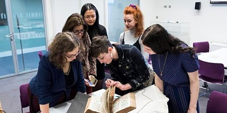 Virtual Methodologies: Medieval and Early Modern European Collections Tickets