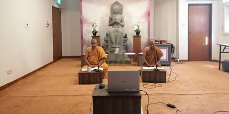 The Buddhist Library - Sunday Puja tickets