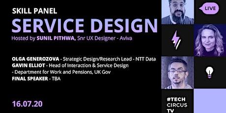 Skill Panel: Service Design tickets