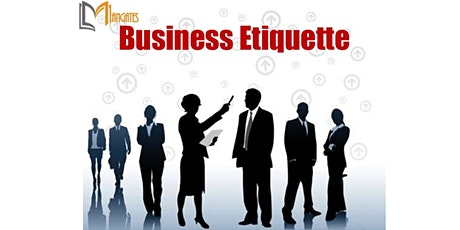 Business Etiquette 1 Day Training in Dusseldorf tickets