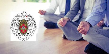 Monitor de Mindfulness aplicado al trabajo (online)- Julio. UCM entradas