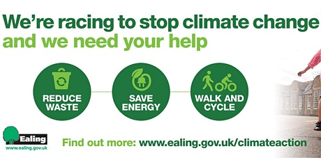 Climate Action & Co-Benefits : Ealing Council and Imperial College London tickets