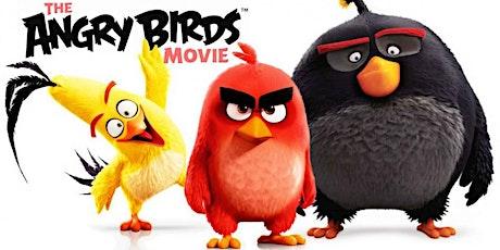 Angry birds - ingresso € 3 (gratuito per i minori di 12 anni) biglietti
