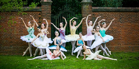Copy of Outdoor Mid Ballet Classes aged 10-13 yrs tickets