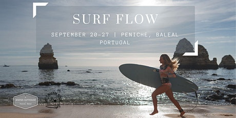 Surf Flow & Yoga Retreat, 2020 September bilhetes