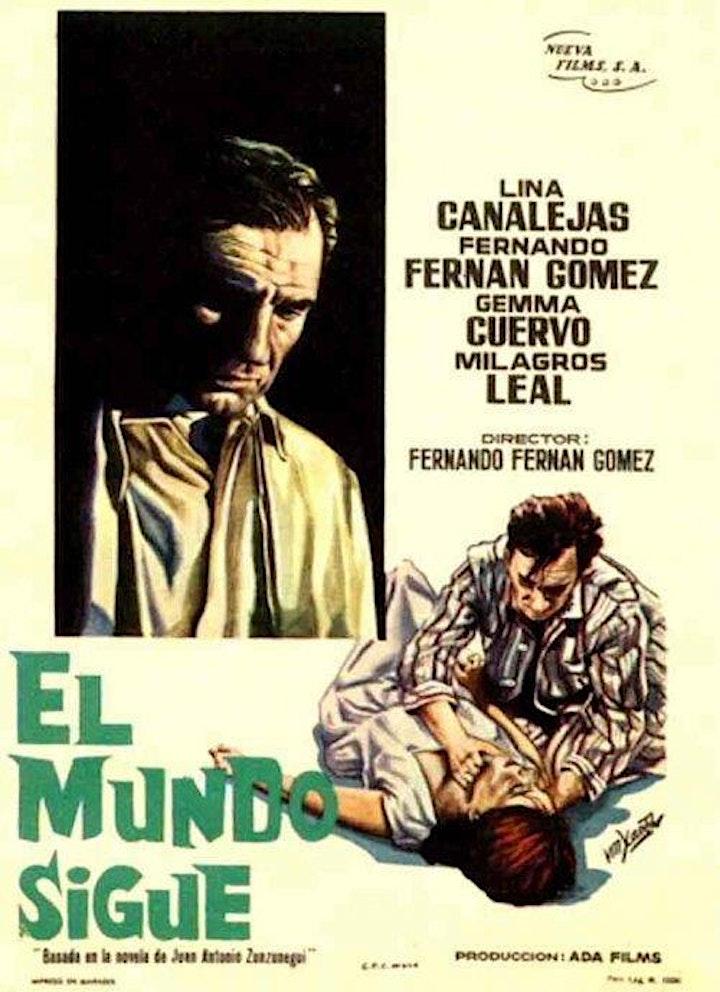 Imagen de CINENTERRAZA - EL MUNDO SIGUE en el Fórum Metropolitano