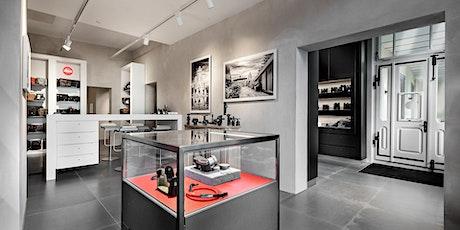 Neues Produkt im Leica Store Konstanz erleben Tickets