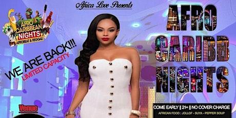 AfroCaribbean Nights Las Vegas tickets