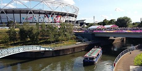 East London Waterways Tour tickets