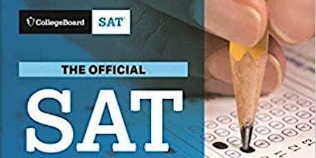 FREE SAT Webinar + Mock Exam tickets