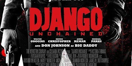 Django Unchained - ingresso € 5 a persona biglietti