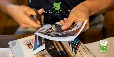 Bucket List Board Workshop (Fabiane) tickets