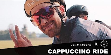 JK Cappuccino Ride  powered by ALBA optics tickets