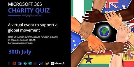 Global Microsoft 365 Charity Quiz - Africa Team tickets