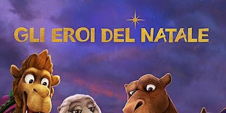 Gli eroi del Natale - ingresso € 3 (gratuito per i minori di 12 anni) biglietti