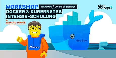 Workshop Docker & Kubernetes Intensiv-Schulung tickets
