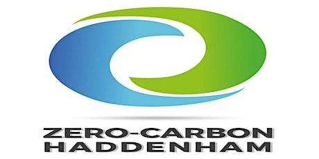 Haddenham Village Forum: Parish Council's Zero Carbon plan, post-Covid tickets