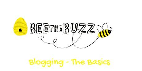 Blogging - The Basics tickets