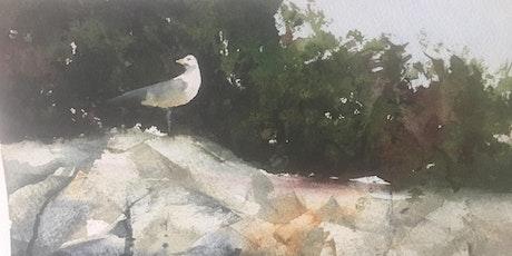 Jim's Saturday Watercolor Workshops tickets