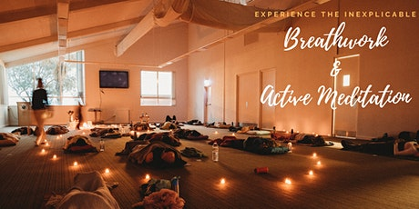 Breathwork & Active Meditation - Trigg SLSC - 02/08 @4:30pm tickets
