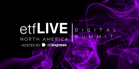 etfLIVE North America tickets
