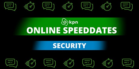 KPN Online Speeddates Security tickets