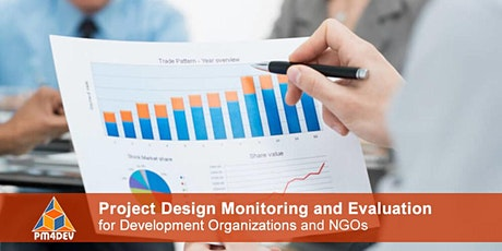 eCourse: Project Design Monitoring and Evaluation (August 3, 2020) tickets