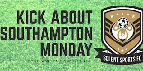 Recreational Football (Kick About) Southampton tickets
