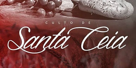 CULTO DOMINGO - 17 HRS ingressos