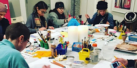 Virtual Art Therapy Workshop tickets