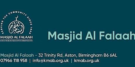 Masjid Al Falaah - Jumuah tickets