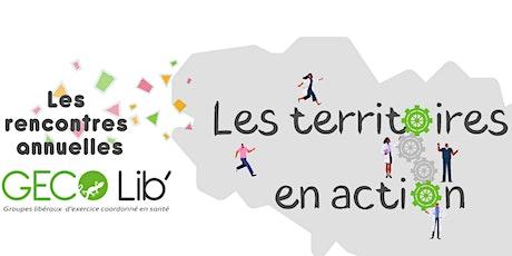Les rencontres annuelles GECO Lib' 2020 billets