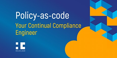 Policy-as-code: Your Continual Compliance Engineer entradas
