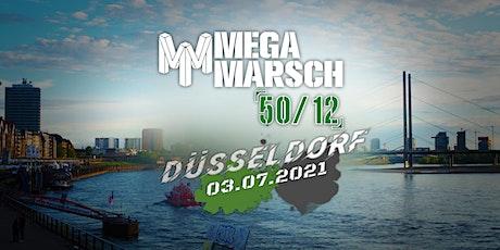 Megamarsch 50/12 Düsseldorf 2021 biglietti