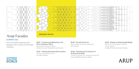 Rethinking the Lifecycle of Architectural Glass tickets