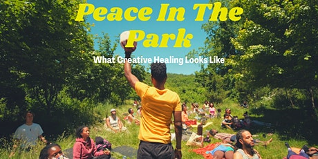 Peace In The Park tickets