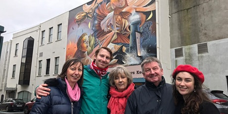 Waterford Walls 2020 - 30 minutes Guided Street Art Trails tickets