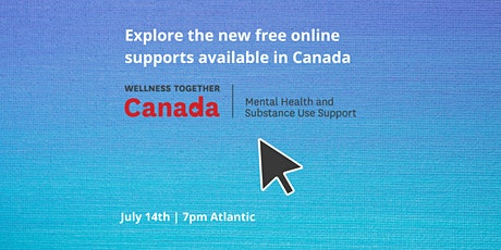 An Introduction to Wellness Together Canada tickets