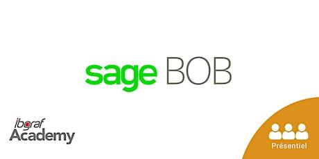 Formation Sage BOB - Comptabilité PME billets