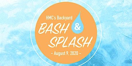 HMC's Backyard Bash & Splash tickets