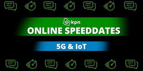 KPN Online Speeddates 5G & IoT tickets