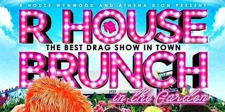 R House's  Sunday Drag Brunch tickets