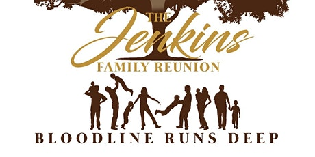 Jenkins Biennial Family Reunion Tampa2021 tickets