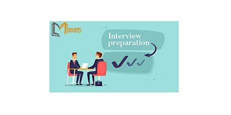 Preparing for Job Interviews 1 Day Virtual Live Training in San Antonio, TX tickets